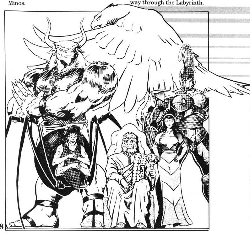 Mayfair Games DC Heroes Project Prometheus RPG module