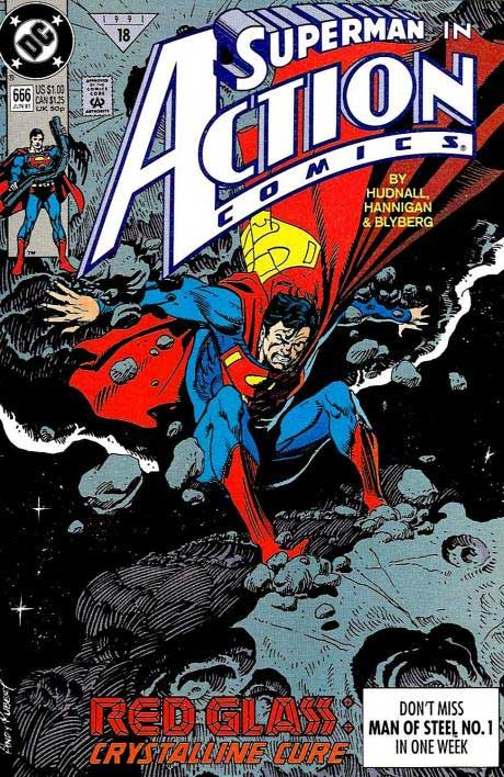 Action Comics #666
