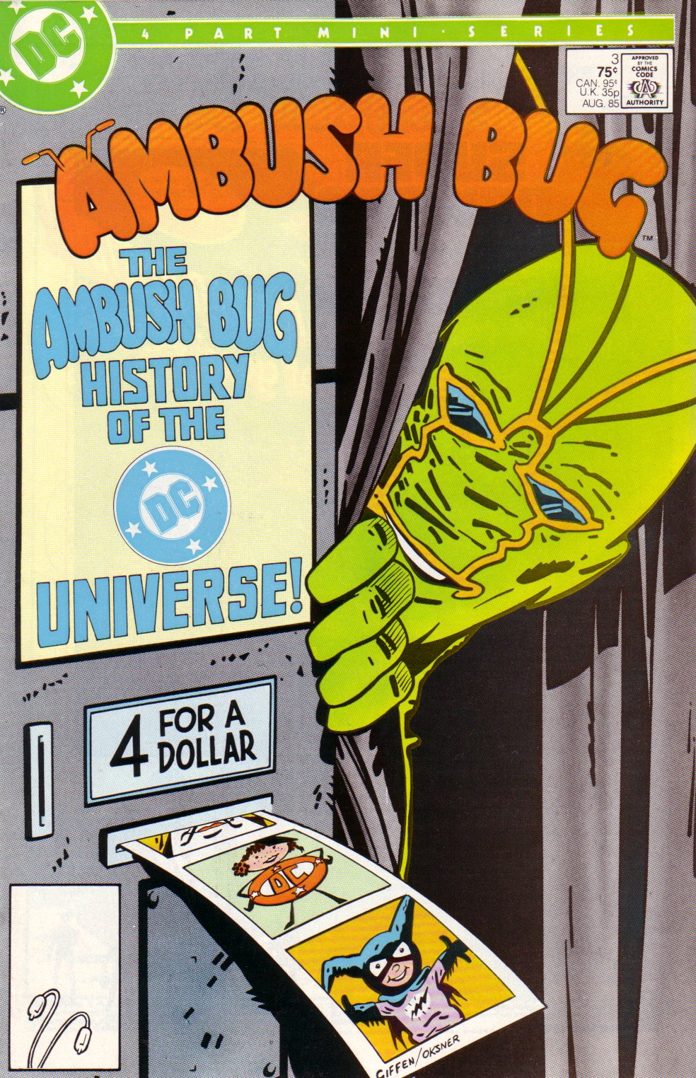 Ambush Bug #3