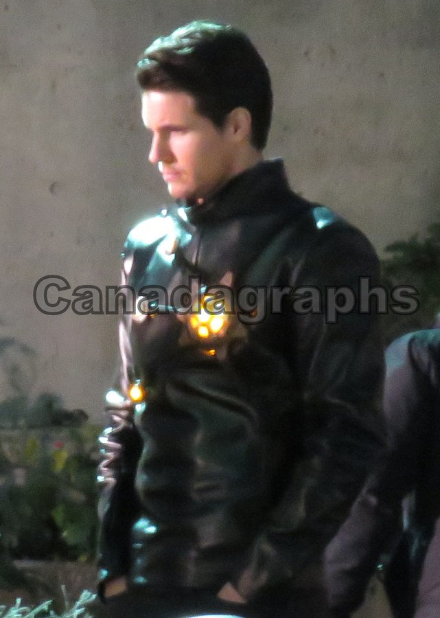 Robbie Amell as Deathstorm on The Flash