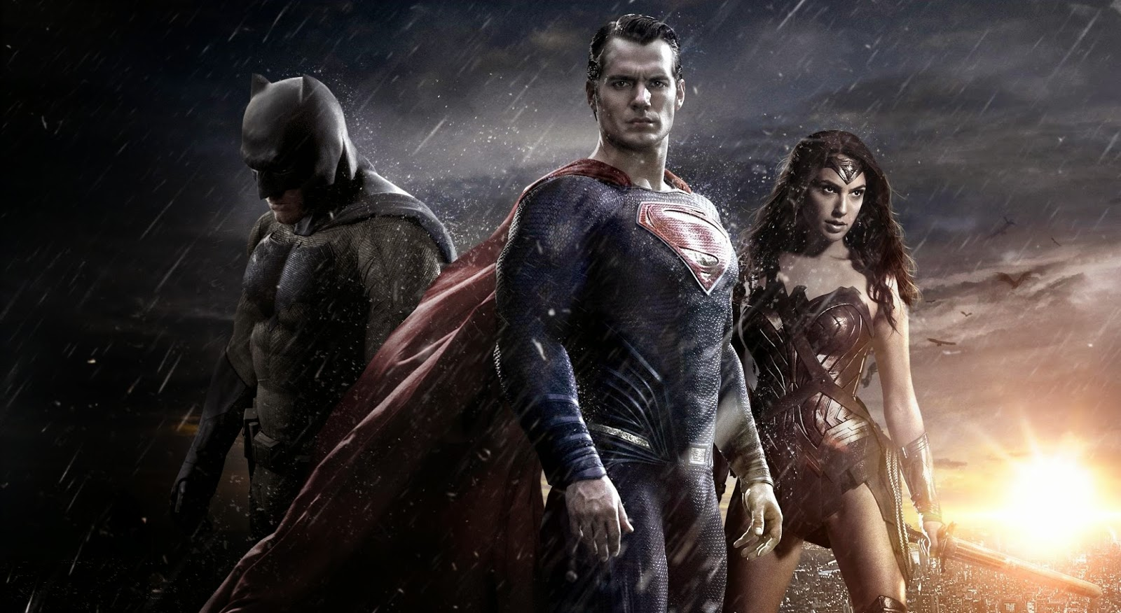 Batman V Superman 2015 Comic-Con trailer