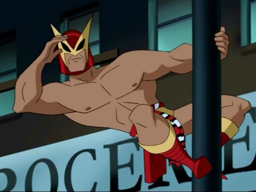 B'wana Beast on Justice League Unlimited