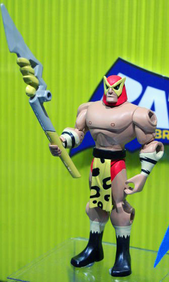B'wana Beast action figure - Batman: The Brave and the Bold