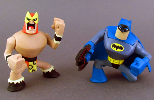 B'wana Beast action figure - Batman: The Brave and the Bold Action League