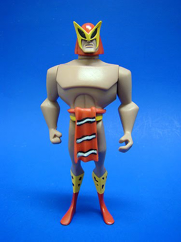 B'wana Beast action figure - Justice League Unlimited
