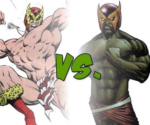 B'wana Beast versus Freedom Beast