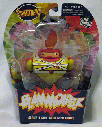 Firestorm Blammoid