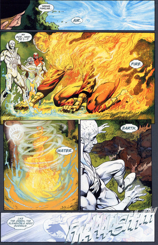Brightest Day #23 Firestorm