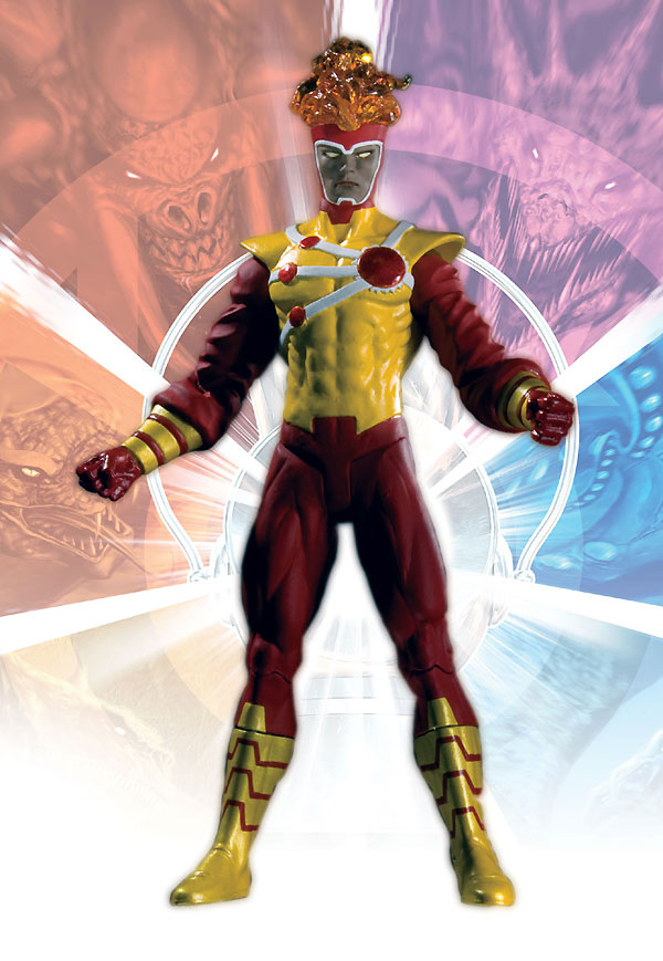 Brightest Day Firestorm action figure