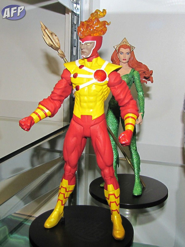 Brightest Day Firestorm action figure by ActionFigurePics.com
