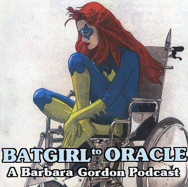 Batgirl to Oracle: The Barbara Gordon Podcast