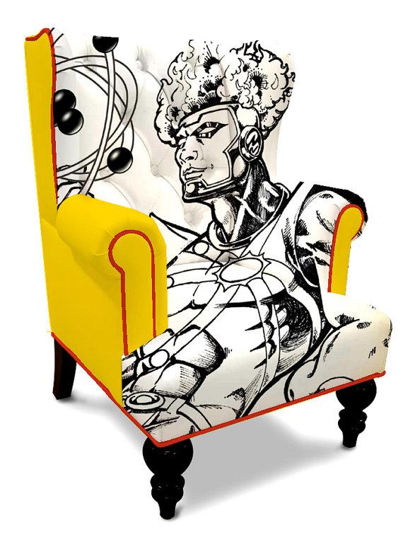 Firestorm chair