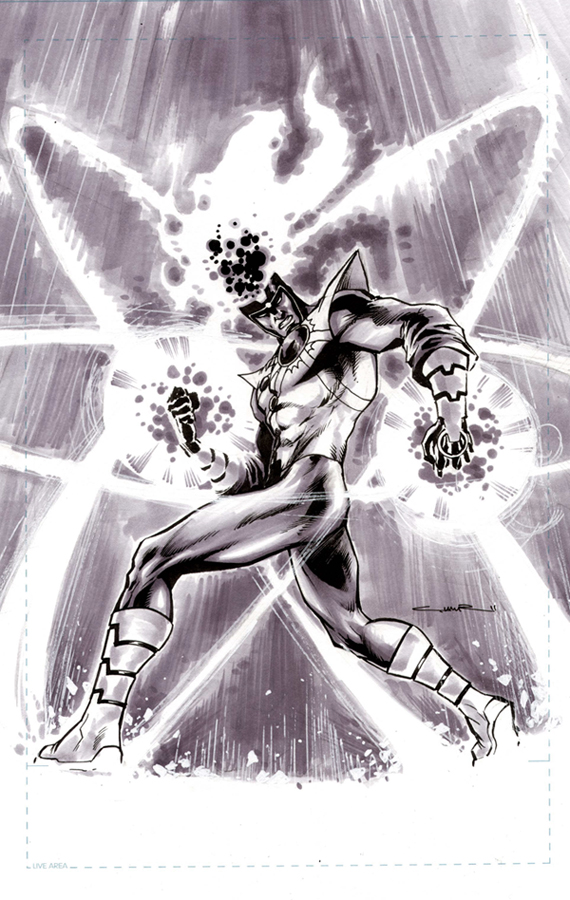 Yildiray Cinar on Firestorm