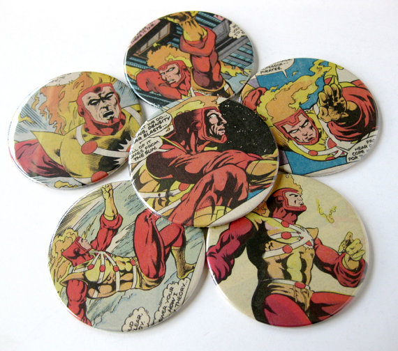 Firestorm coasters over on Etsy