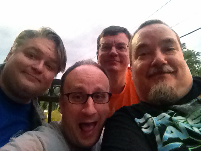 Columbus OH Nuclear Subs - Aaron Bias, Irredeemable Shag, Lil' Russell Burbage, Professor Alan Middleton