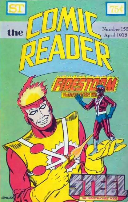 Comic Reader #155 (April 1978)
