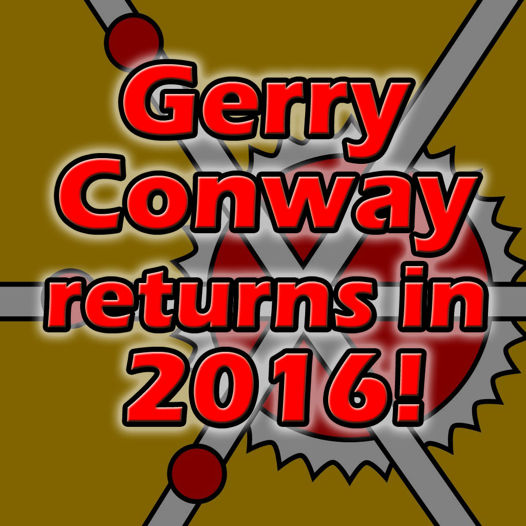 Gerry  Conway returns to Firestorm in 2016