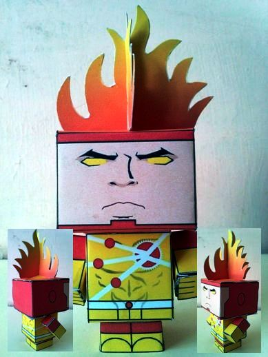 Firestorm Cubee by Handita