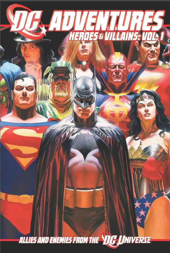 DC Adventures Heroes & Villains, Vol. I
