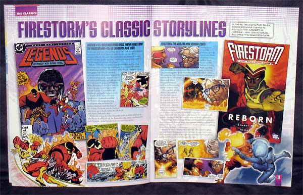 DC Comics Super Hero Collection #46 Firestorm
