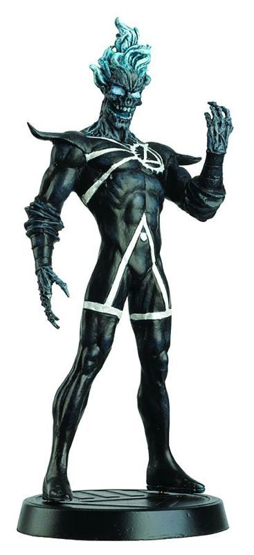 Deathstorm in DC Comics Blackest Night Figurine Collection Magazine #11