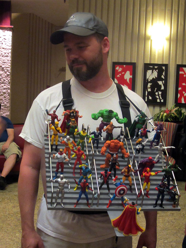 Superhero Costuming Forum Dragon Con Director Allen Hansard