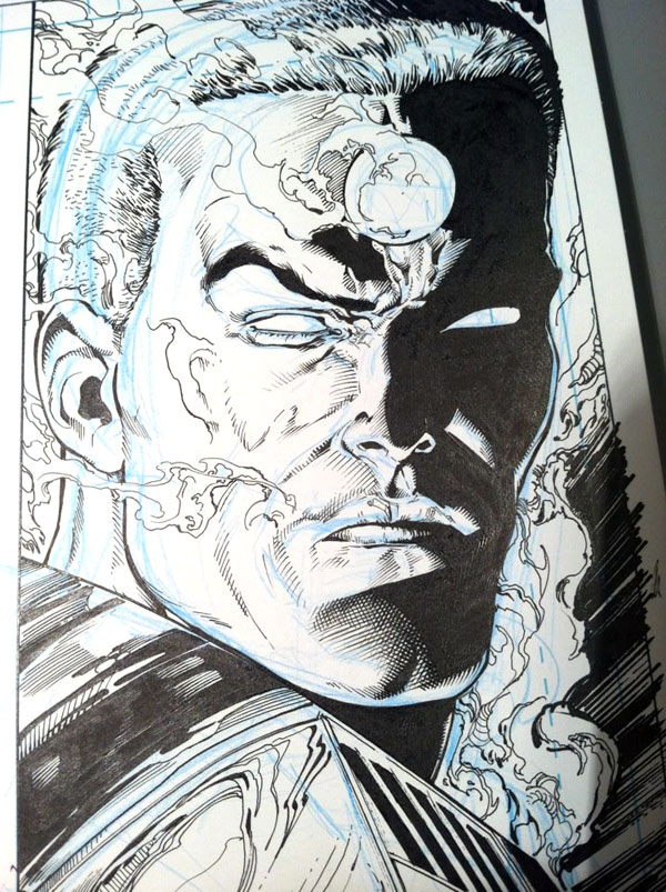 Pozhar by Ethan Van Sciver from FURY OF FIRESTORM