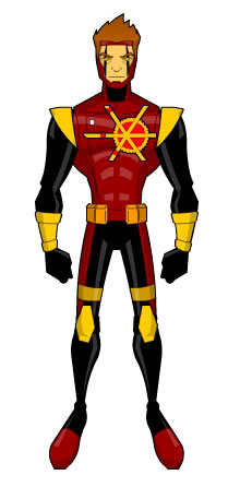 Earth-12 Firestorm by Phantom Paladin