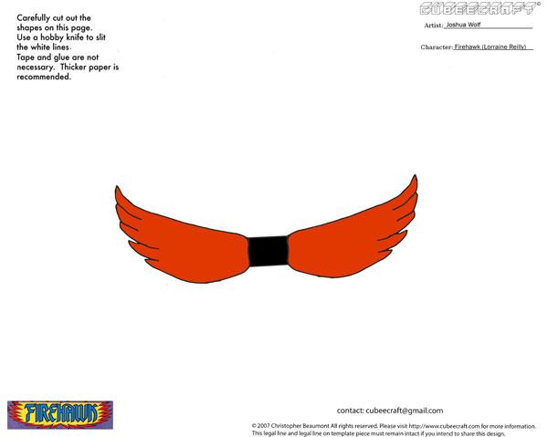Firehawk cubee