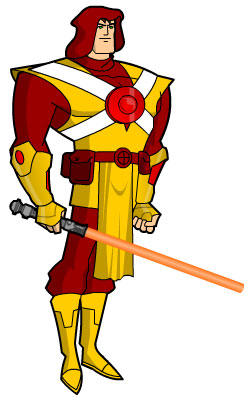 Firestorm the Jedi by Jor-El