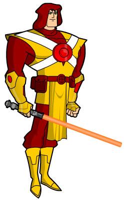 Firestorm the Jedi
