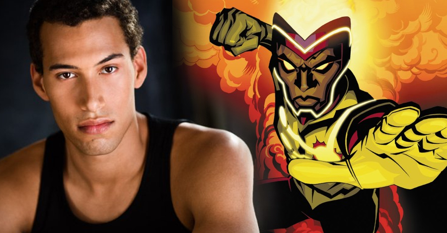 Luc Roderique as Jason Rusch on The Flash