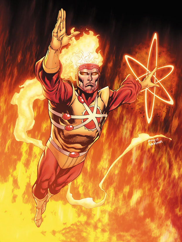 Firestorm by Robert Q. Atkins and Kyle Ritter