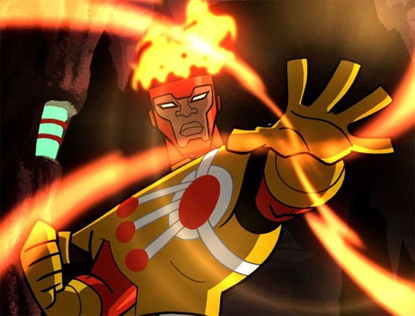 Firestorm on Batman: The Brave and the Bold
