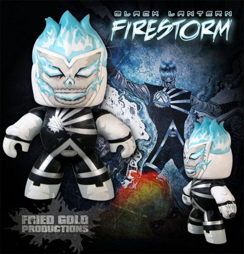 Black Lantern Firestorm Mugg