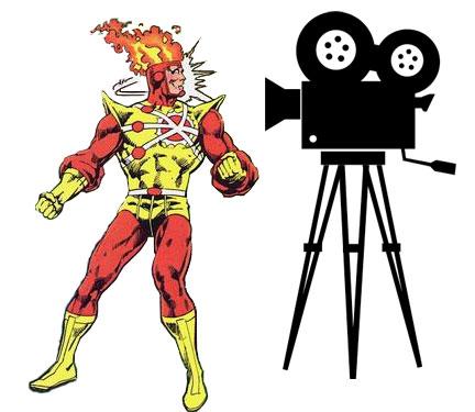 Firestorm Fan Casting
