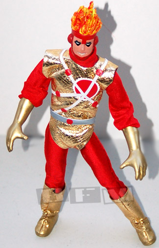 Firestorm custom action figure on eBay