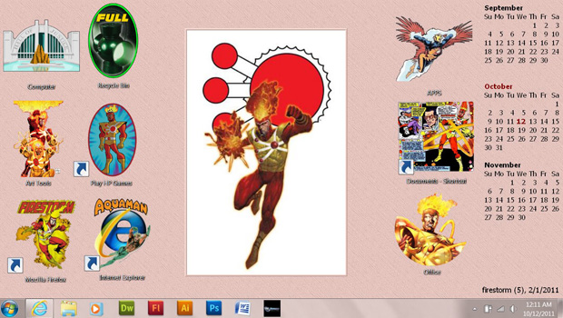 Firestorm desktop