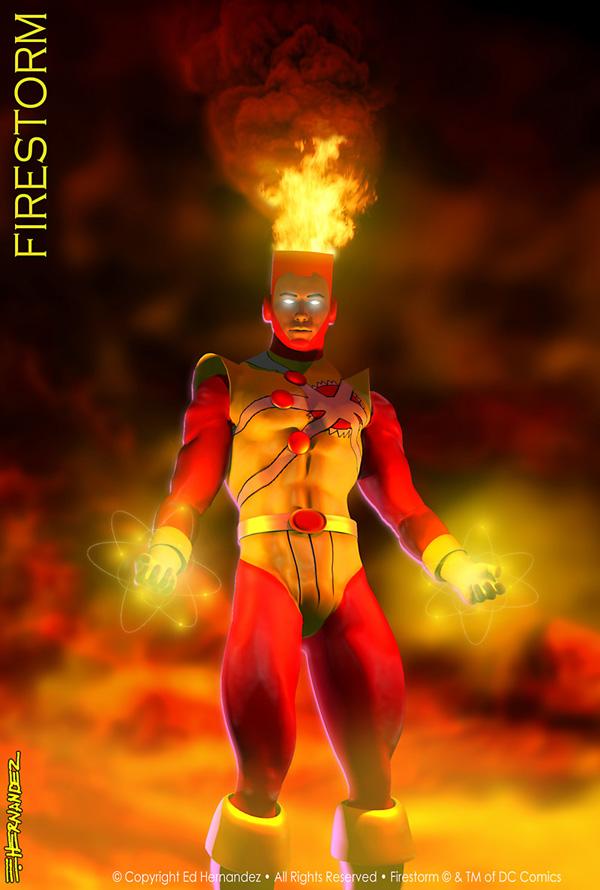 Firestorm by Ed Hernandez