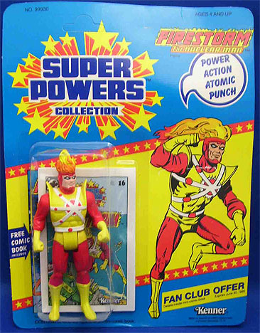 Firestorm Super Powers Collection Action Figure
