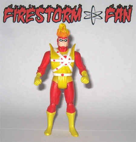 Super Powers Collection Firestorm action figure