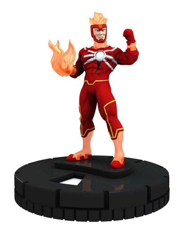 DC Heroclix: Justice League -- Ronnie Raymond as Firestorm from The New 52