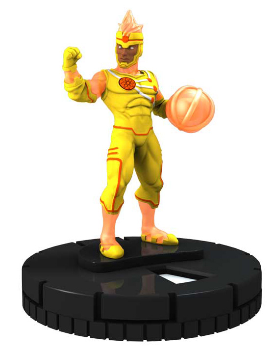 DC Heroclix: Justice League -- Jason Rusch as Firestorm from The New 52