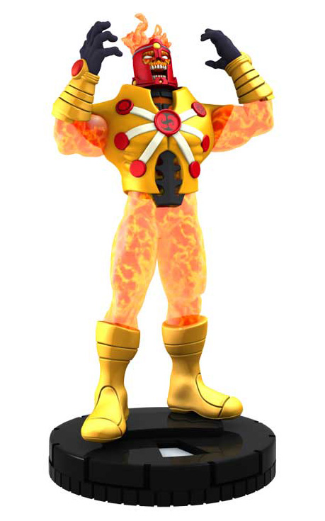 DC Heroclix Justice League New 52 Firestorm - Fury