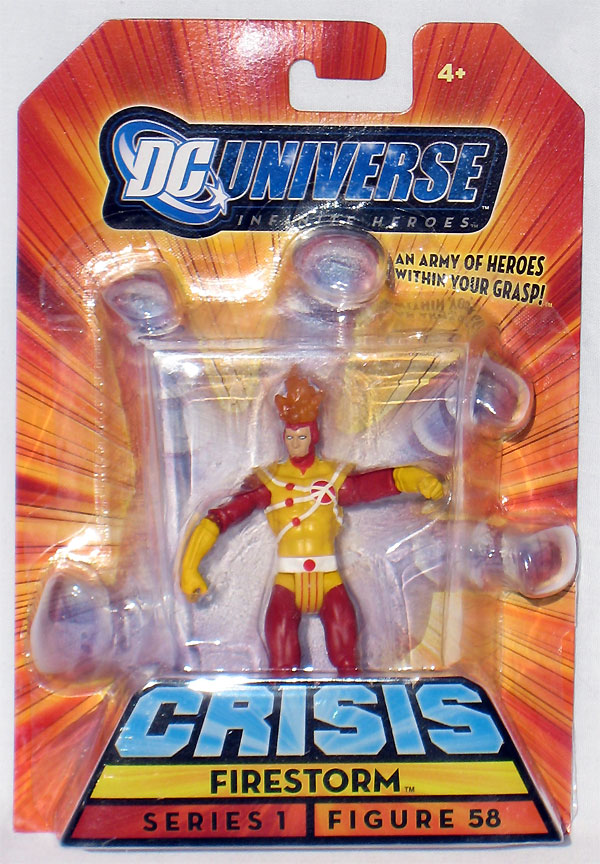 Firestorm DC Universe Infinite Heroes Action Figure
