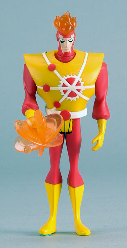 Firestorm Justice League Unlimited action figure