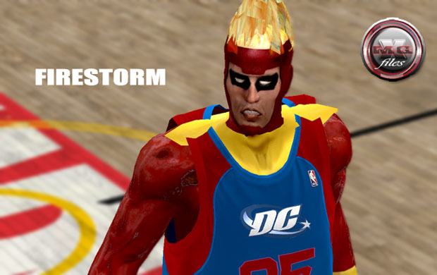 Firestorm by MGX on NLSC
