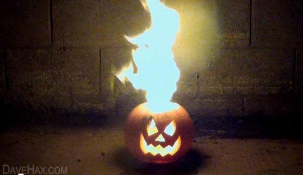 Firestorm Jack O' Lantern