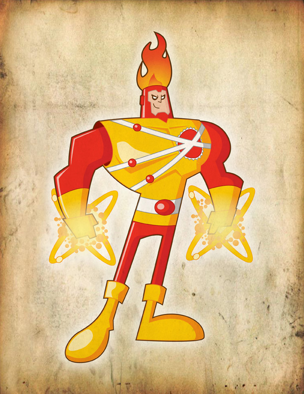 Firestorm by Raul Alvarez - ralvarias on deviantART