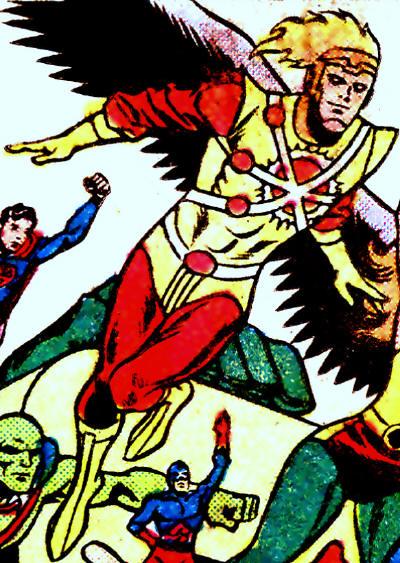 Firestorm DC Challenge
